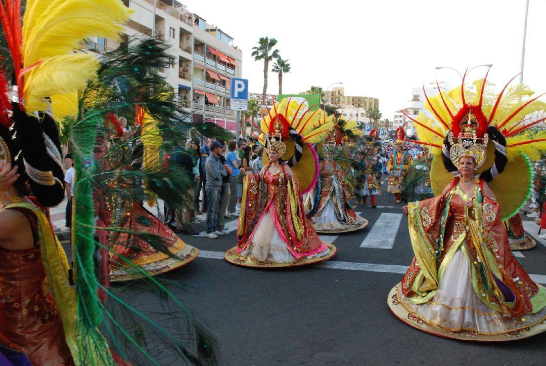 A carnival to rival Rio