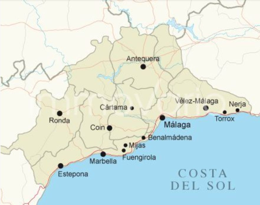 """Artikel im Zusammenhang mit """"Immobilien kaufen an der Costa del Sol"""" - 09-06-2015"""