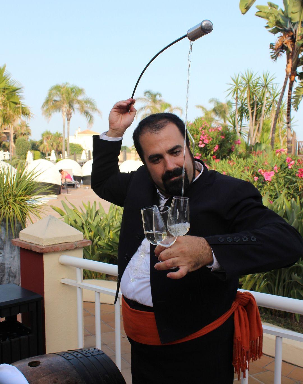 Xérès et Manzanilla : des vins espagnols, couleur soleil