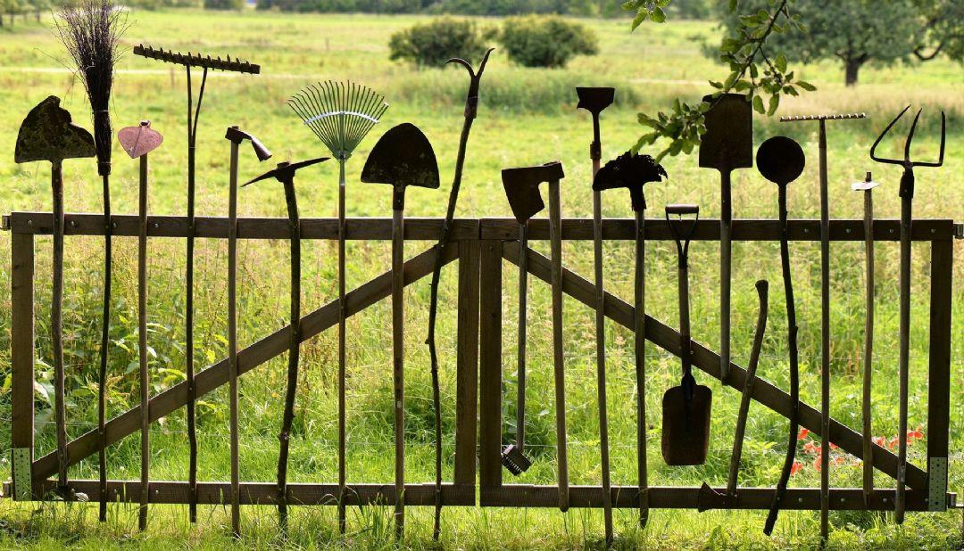 Gartengeräte: Die sind ein Muss!