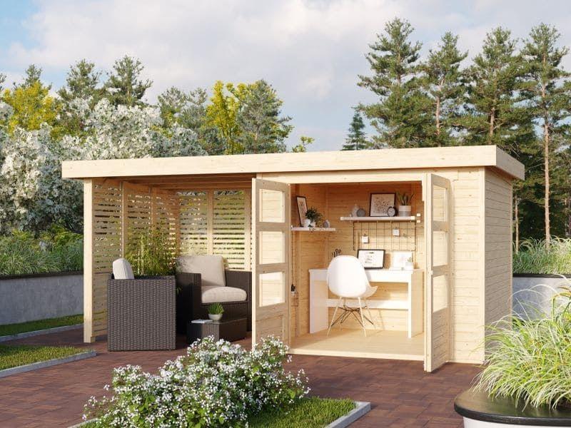 Gartenhaus errichten – Was gibt es zu beachten?