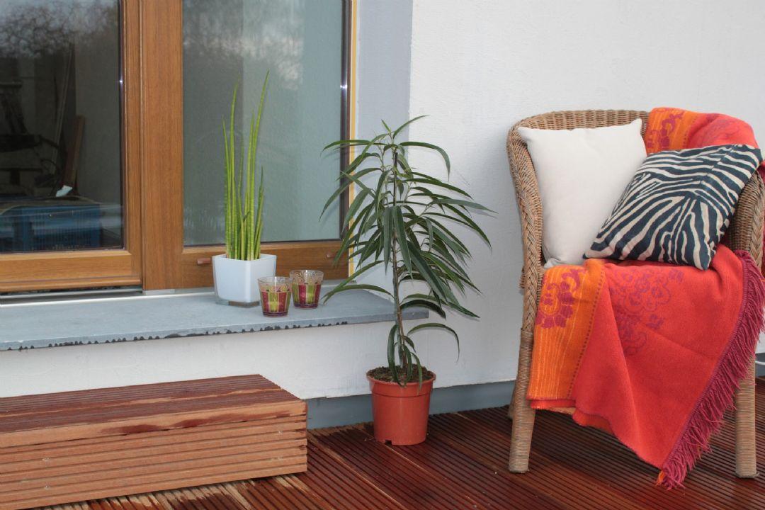 Eine Terrasse vielseitig gestalten