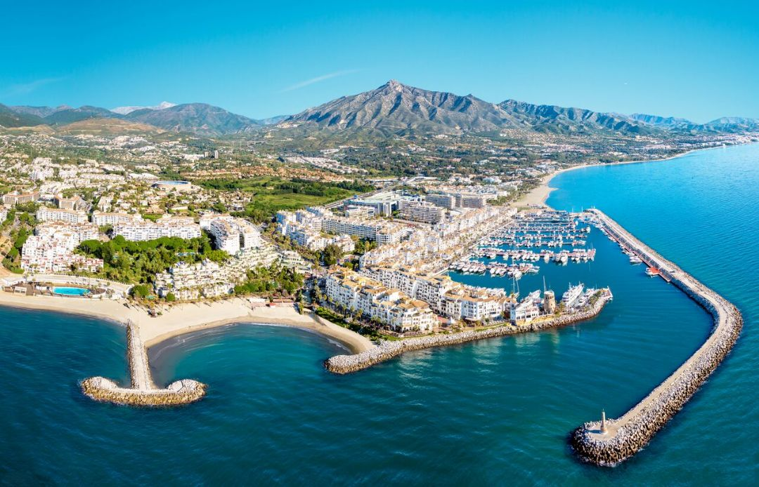 Positive vibes for Marbella´s property market