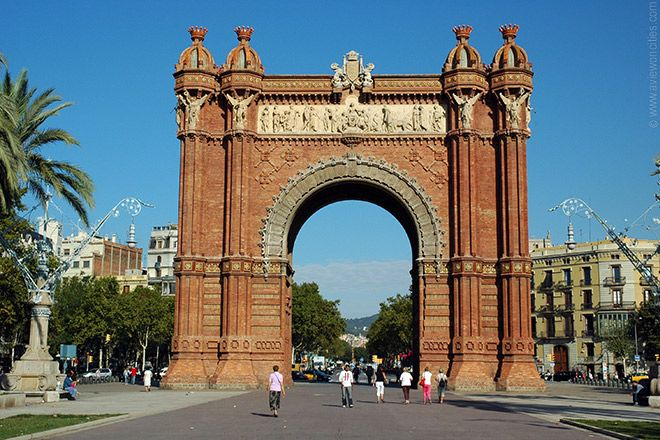Het is genieten in Barcelona!