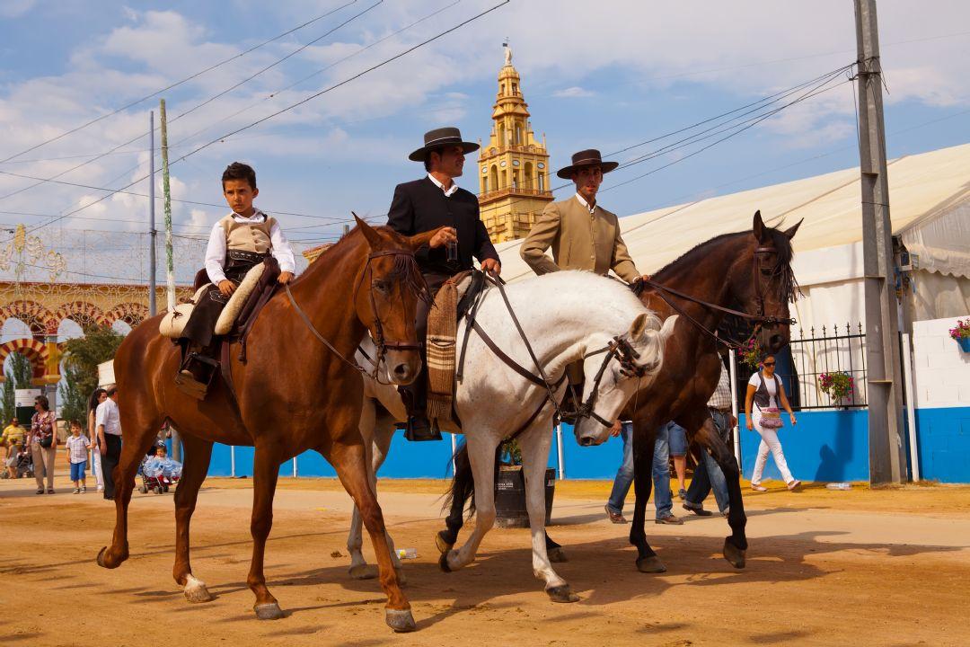De Feria de Mayo - feest in Córdoba