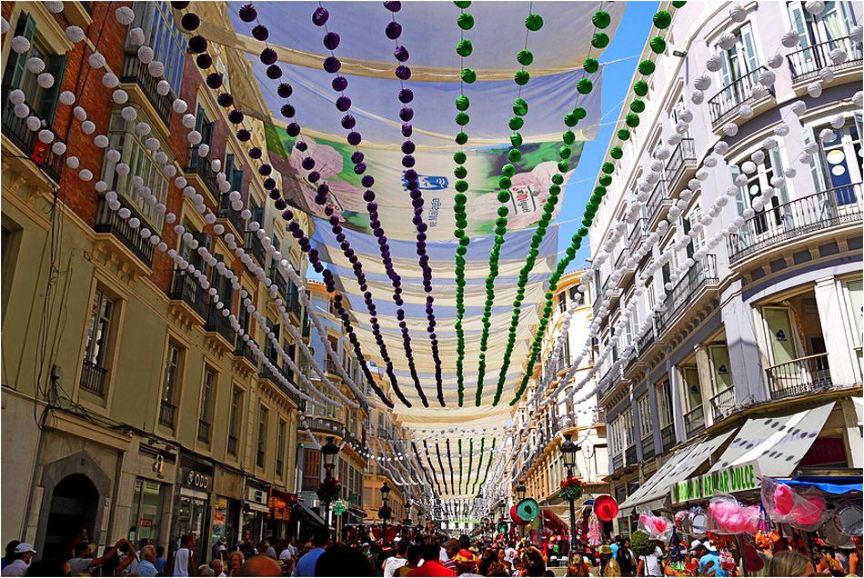 Málaga: mooie mix tussen oud en nieuw